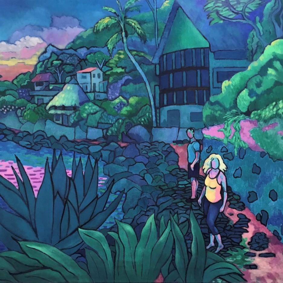 Yelapa Painting (2)